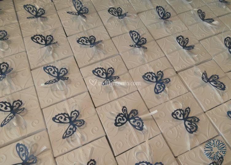 Scatoline portaconfetti Swirl