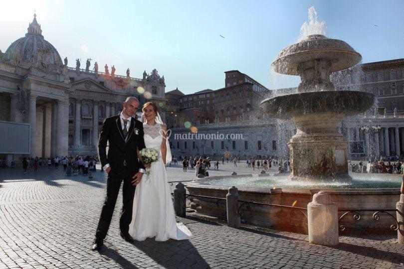 Sua Santità al Vaticano