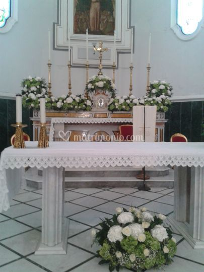 Addobbo chiesa 13