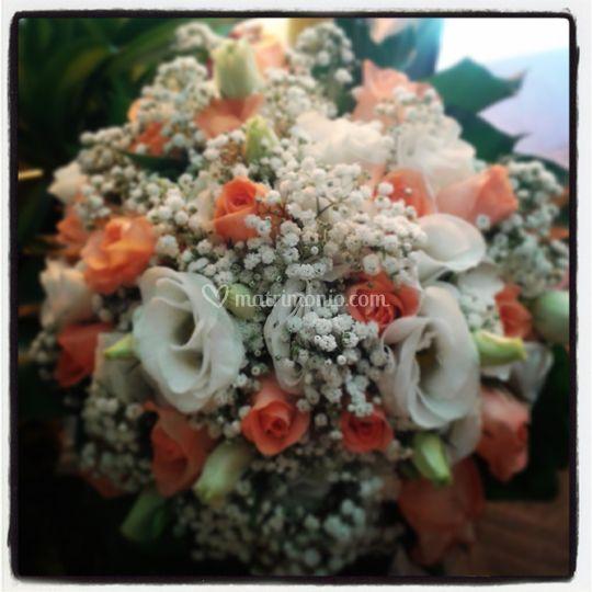 Bouquet Sposa 39