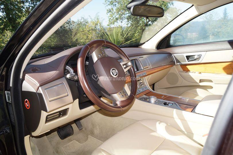 XF Luxuy S interni