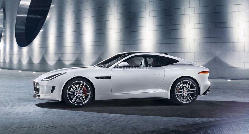 Jaguar supersportiva