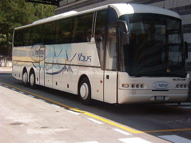 Neoplan euroliner 3 assi 59 posti