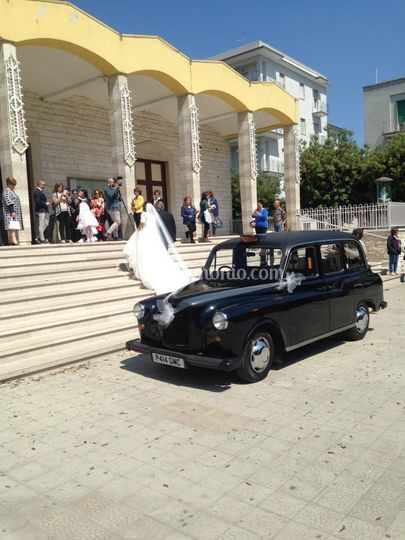 Bruni cars taxi londra