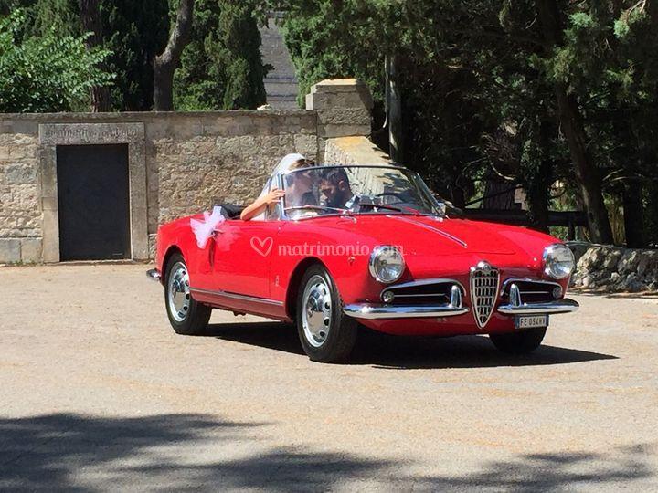 Bruni cars Alfa Romeo Giulia