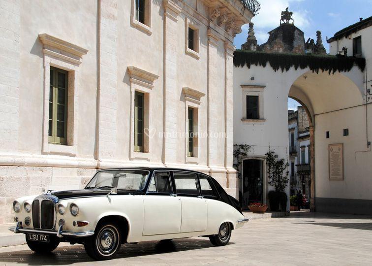 Daimler limousine - bruni cars