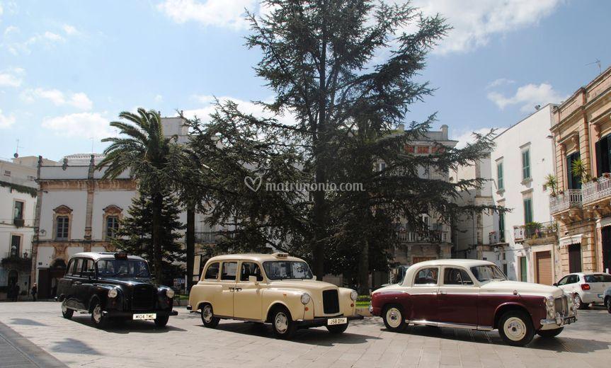 Bruni cars - the fleet