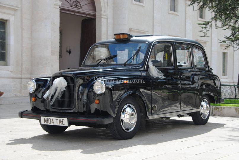Taxi londra nero - bruni cars