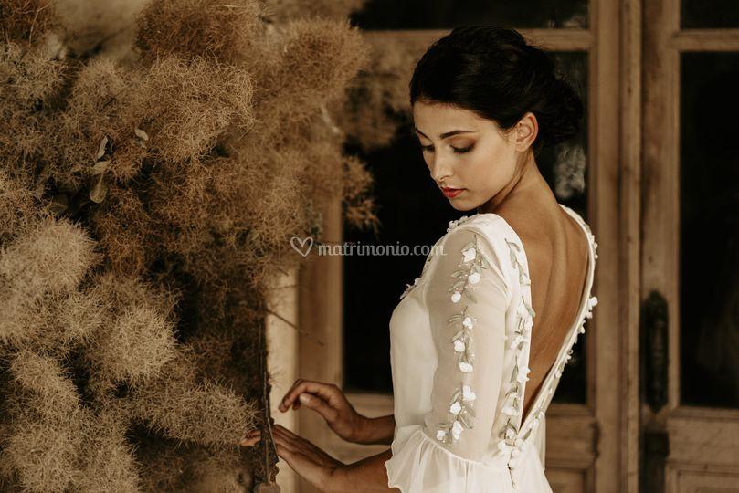 Giulia - bride portrait