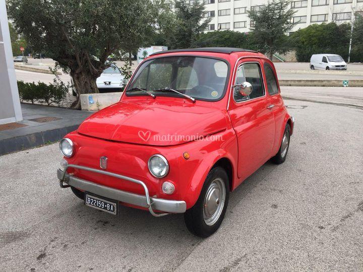 Bruni Cars Fiat 500