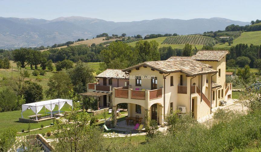 Borgo le Capannelle Location
