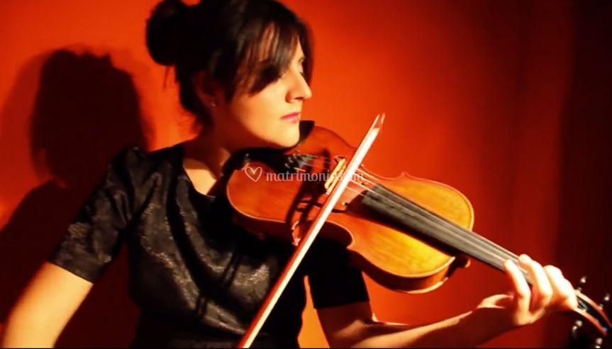 La nostra violinista