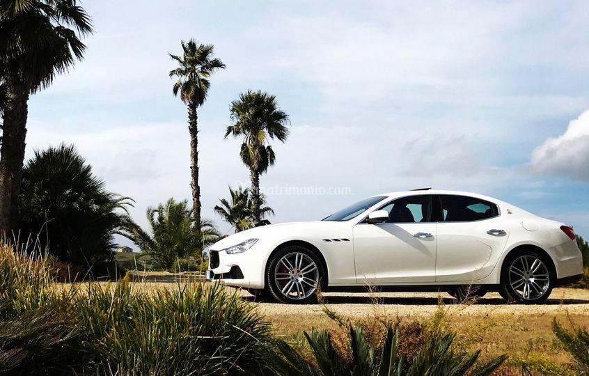 Maserati Ghibli for You