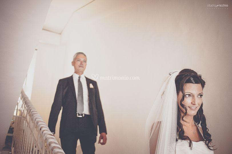 Sposa preparazione