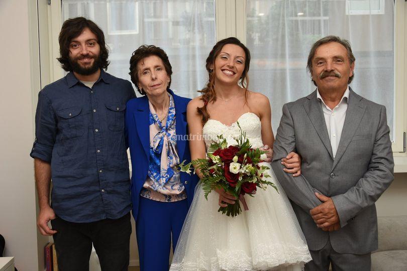 Trucco Sposa e mamma