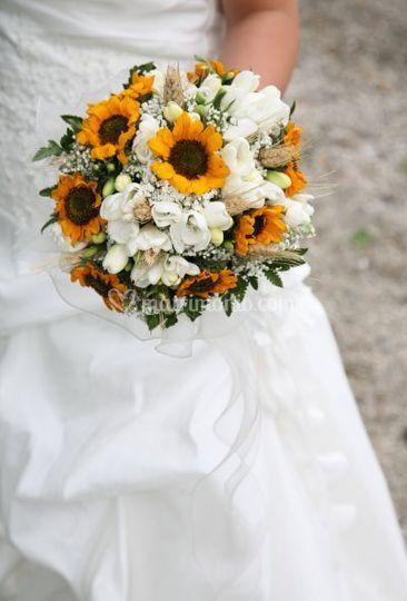 Piccolo bouquet sposa