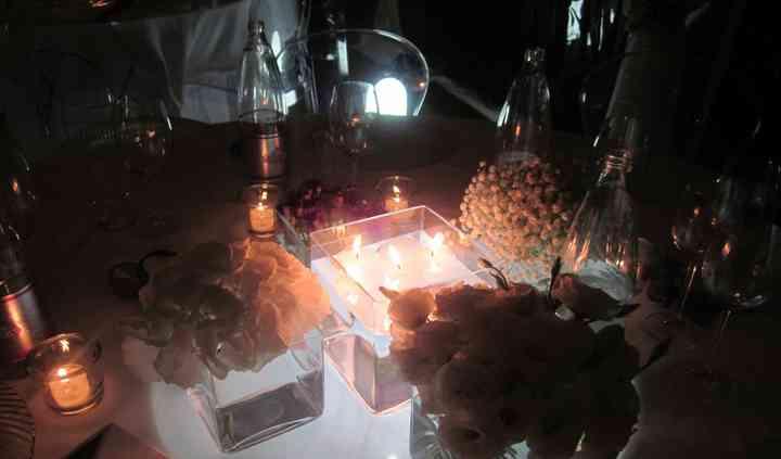 Tavolo serale