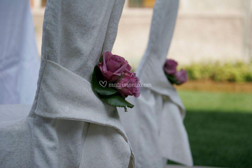 Allestimento cerimonia