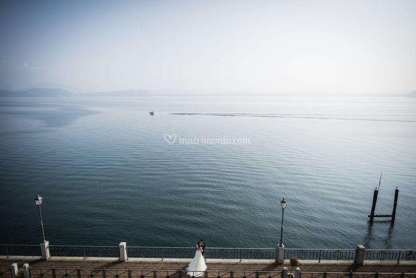 Lago Maggiore sposi