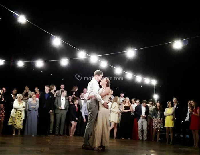 Sposi sotto le stelle