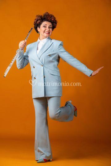 Cecilia Denora - Flauto
