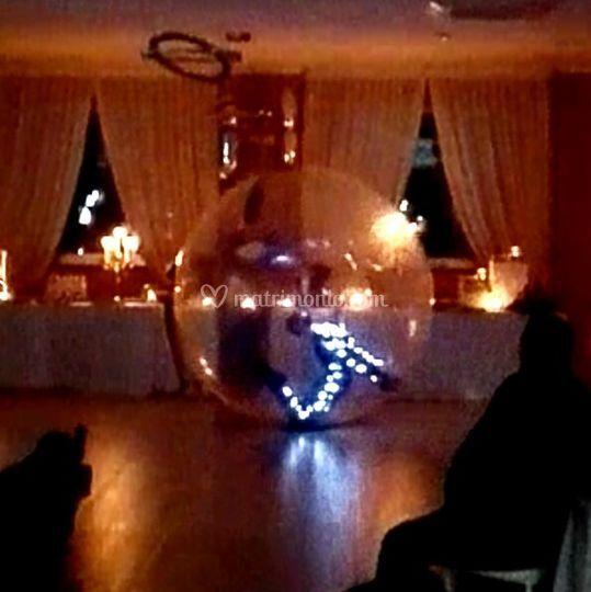 Sphere led show
