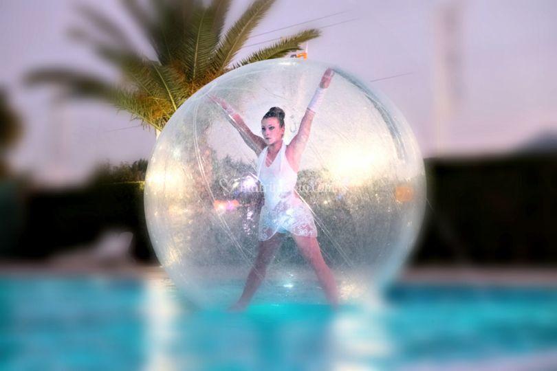 Sphere show