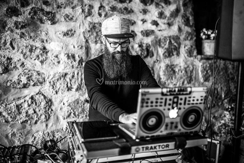 DJ Luca Abati