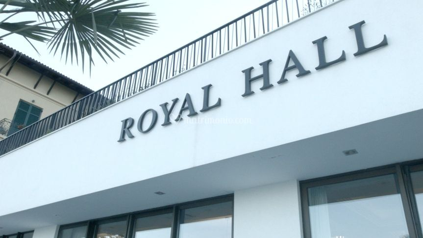Royal hall hotel