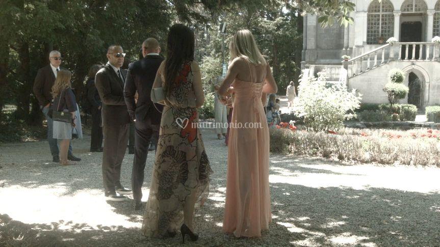 In attesa della sposa