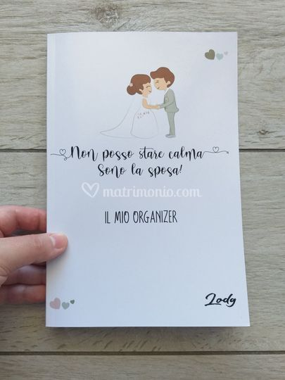 Agenda Organizer Wedding