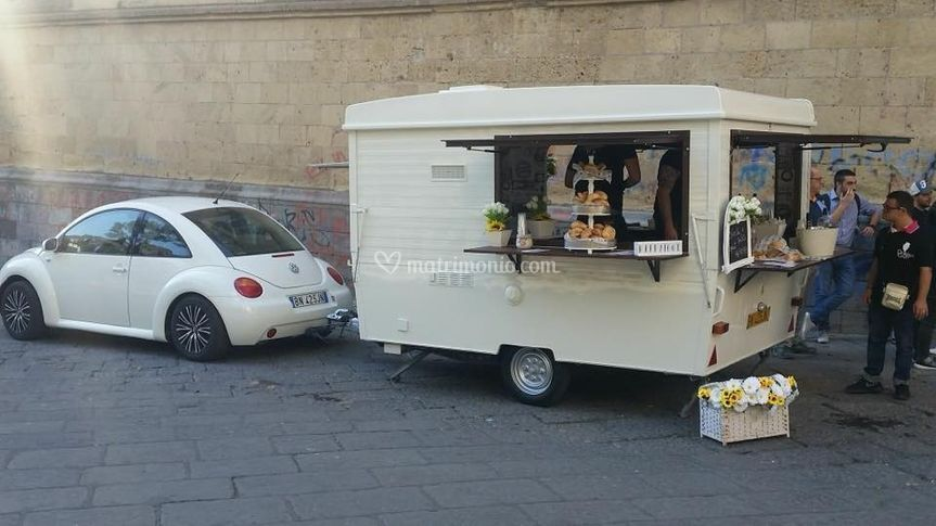 Bar catering mobile