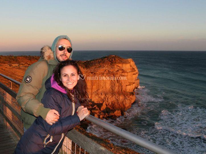 Elisa e Marco Australia 2017