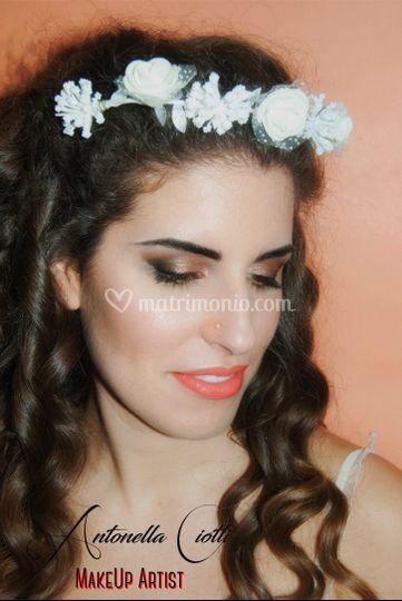 Antonella Ciotti MakeUp Artist