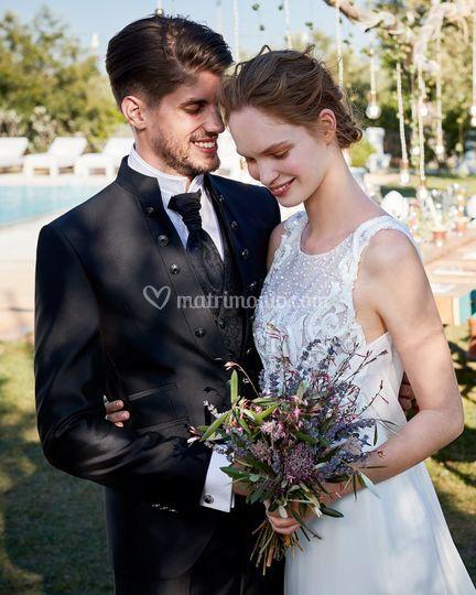 Carlo Pignatelli Wedding Day-modello n23-collezione2019