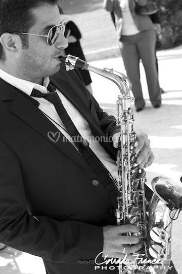 Luciano Scalinci Saxophone
