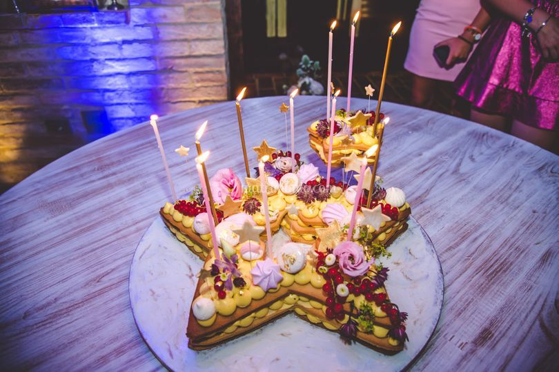 La torta di Laura Chiatti