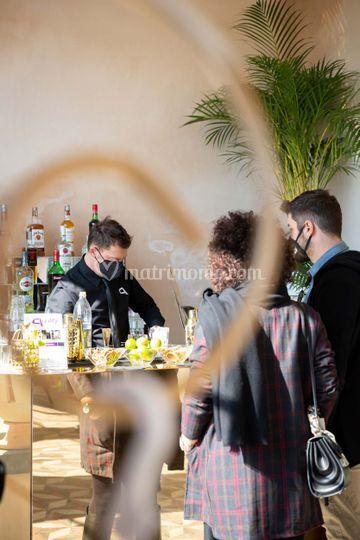 Open Bar in Serra