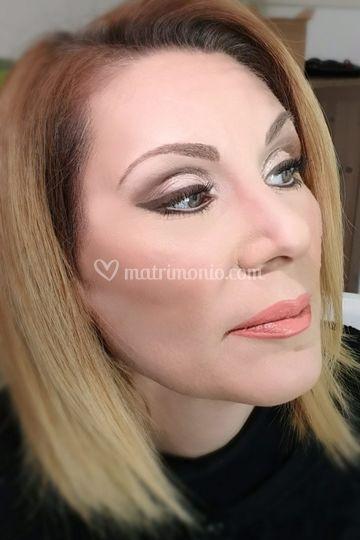 Make-up per Paola