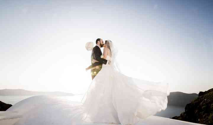 Wedding santorini-grecia