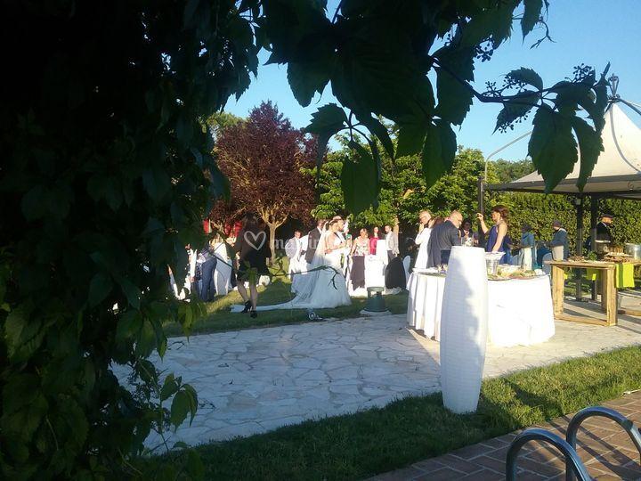 Matrimonio in piscina 7