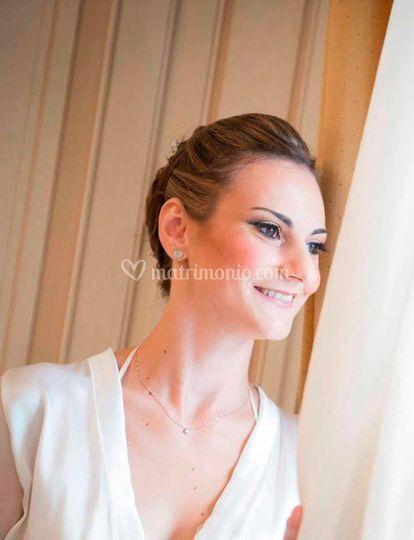 Make up sposa - charmesté