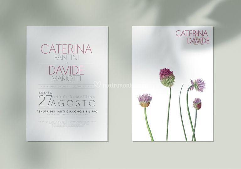 Custom wedding graphics