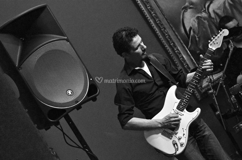 Decadance Band - chitarrista