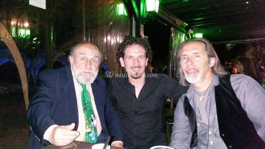 E. Beruschi e M. Ferradini