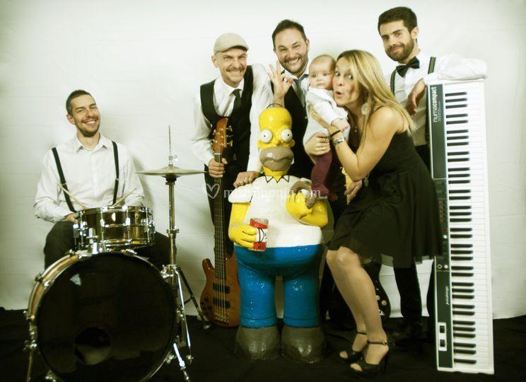 La Band con ospiti!