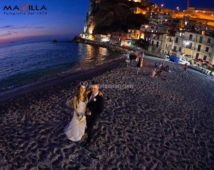 Wedding in Scilla