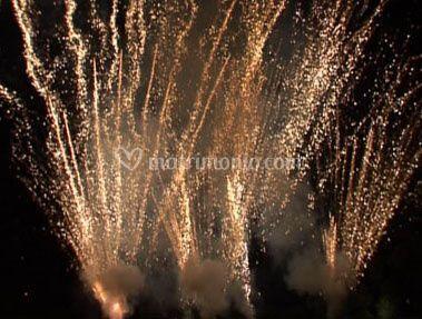 Fuochi d'artificio Franco Pozzi