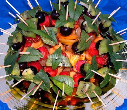 Frutti diversi