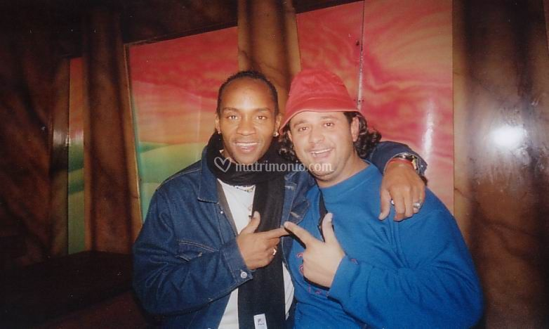 Jitano & Leroy Johnson